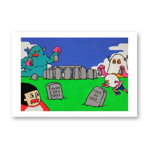 ネゴシックスのお得セット ポストカード03