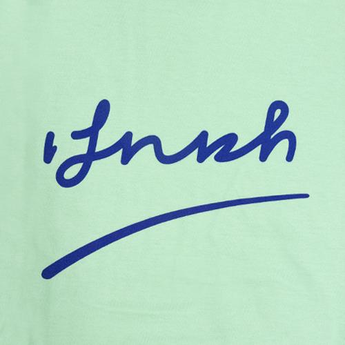 PHINGERIN×半日 '14 Tシャツ ミントグリーン