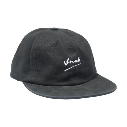 半日'16 × PHINGERIN はんにちBB CAP BLACK Front