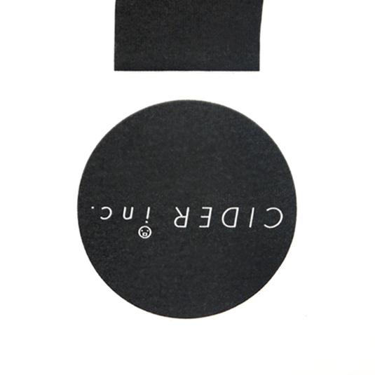 CIDER inc. Tシャツ「?」 ロゴ