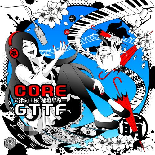 GTTF1stALBUM「CORE」 core
