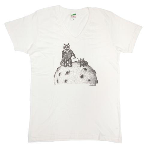 川島明デザインTシャツ『さんぽ』 1