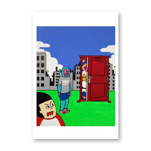 ネゴシックスのお得セットVol.2 ポストカード