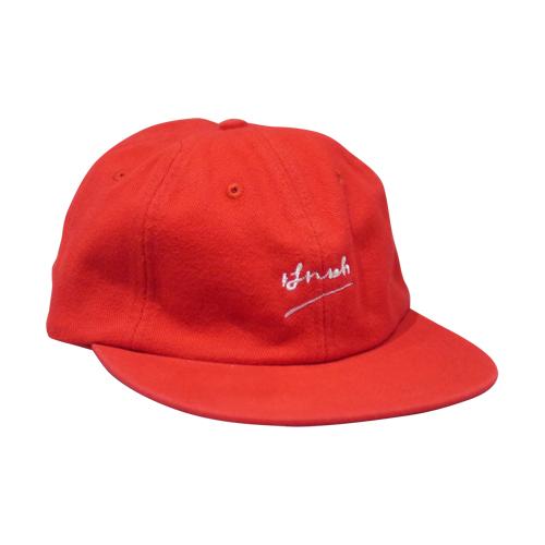 半日'16 × PHINGERIN はんにちBB CAP RED Front