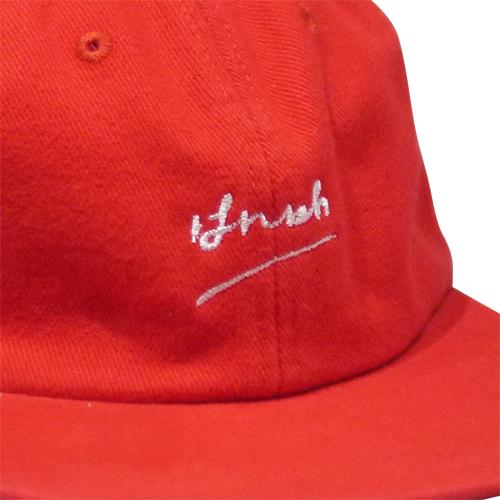 半日'16 × PHINGERIN はんにちBB CAP RED Logo